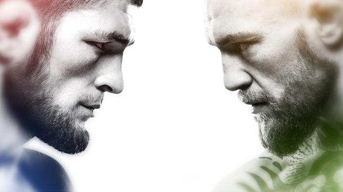 UFC 229:ハビブ・ヌルマゴメドフ vs. コナー・マクレガー