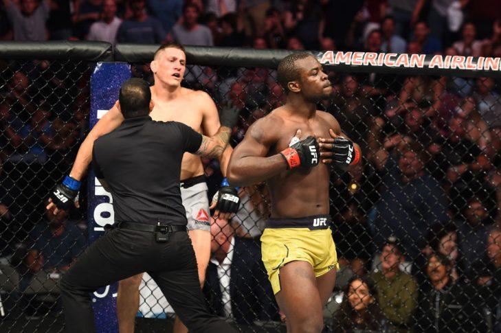 UFC 228:アブドゥル・ラザク・...