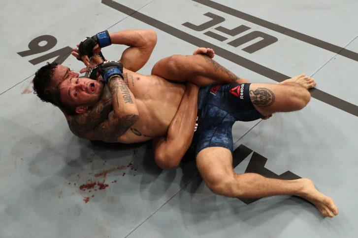 UFCファイトナイト・サンパウロ...