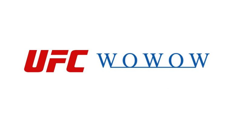 UFC x WOWOW