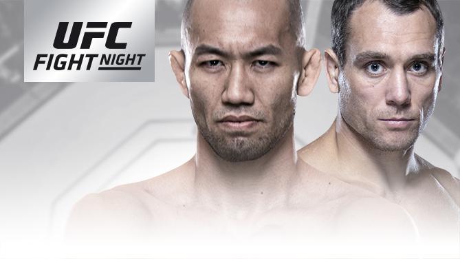 UFCファイトナイト・アデレード:岡見勇信 vs. アレクセイ・クンチェンコ【UFC】