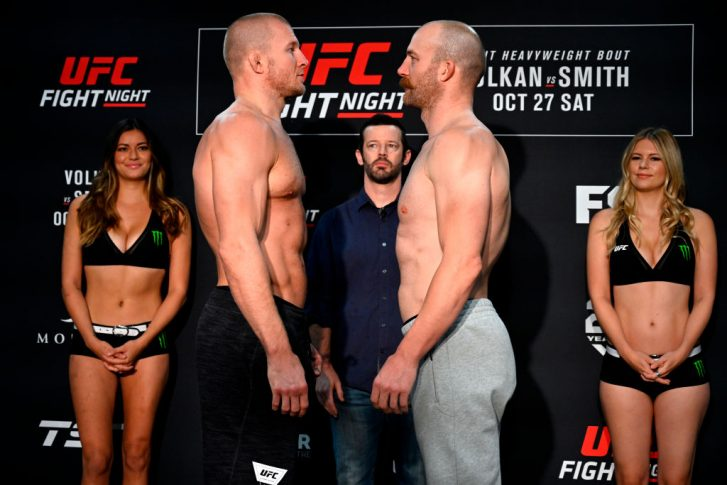 UFCファイトナイト・モンクトン...