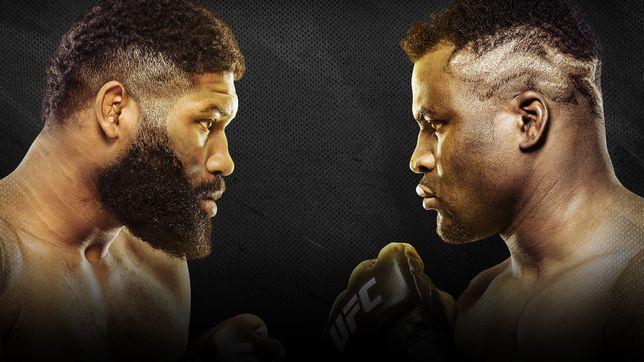 UFCファイトナイト北京:ブレイズ vs. ガヌー2