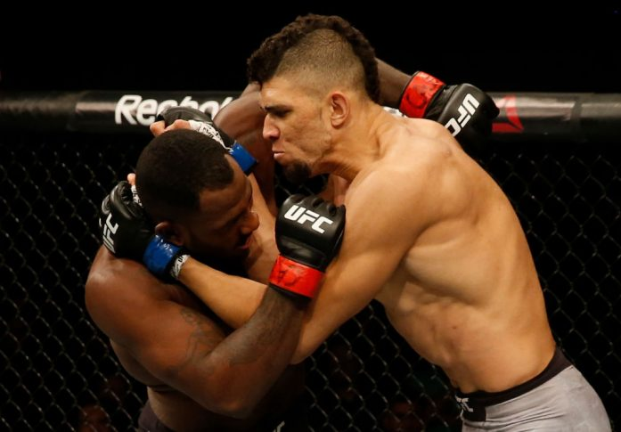 UFCファイトナイト・アルゼンチン:カリル・ラウントリーJr. vs. ジョニー・ウォーカー【アルゼンチン・ブエノスアイレス/2018年11月17日(Photo by Alexandre Schneider/Zuffa LLC/Zuffa LLC via Getty Images)】