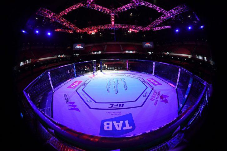 UFCファイトナイト・アデレード:オクタゴン【オーストラリア・アデレード/2018年12月2日(Photo by Jeff Bottari/Zuffa LLC/Zuffa LLC via Getty Images)】