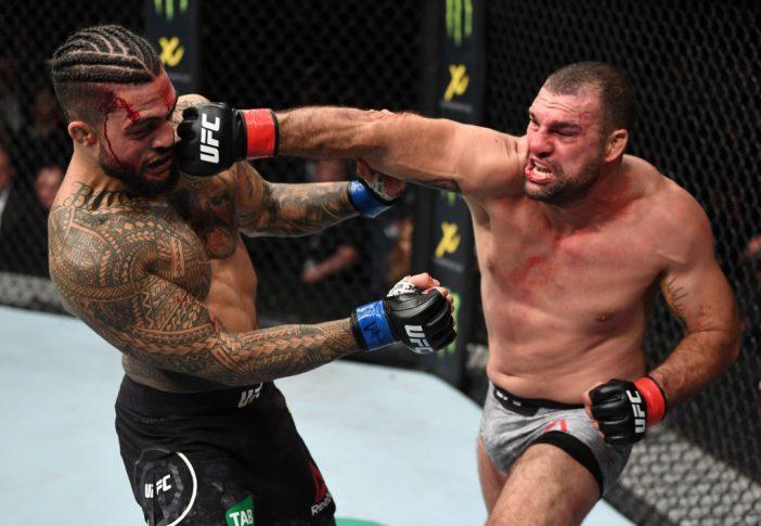 UFCファイトナイト・アデレード:マウリシオ・フア vs. タイソン・ペドロ【オーストラリア・アデレード/2018年12月2日(Photo by Jeff Bottari/Zuffa LLC/Zuffa LLC via Getty Images)】