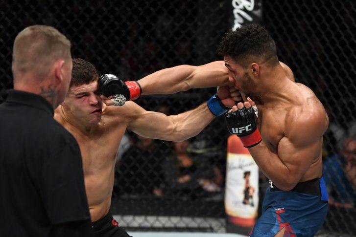 UFCファイトナイト・ミルウォー...