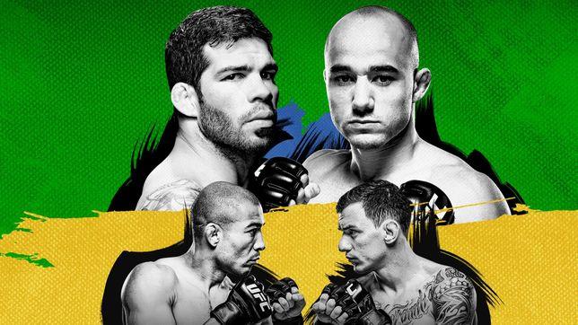 UFCファイトナイト・フォルタレザ:アスンソン vs. モラエス