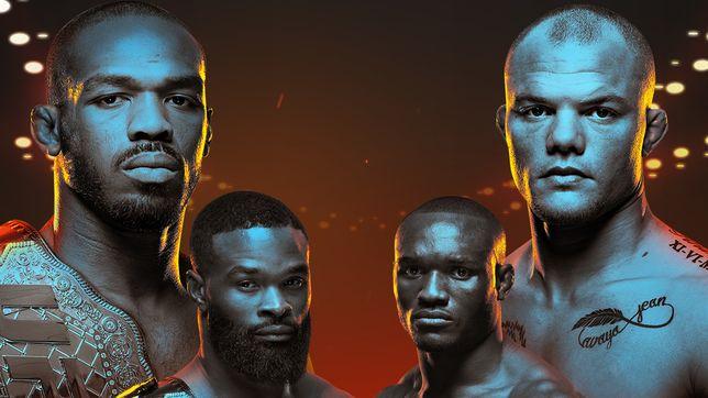 UFC 235:ジョーンズ vs. スミス
