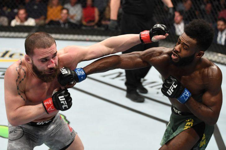 UFCファイトナイト・フェニックス:ジミー・リベラ vs. アルジャメイン・スターリング【アメリカ・アリゾナ州フェニックス/2019年2月17日(Photo by Josh Hedges/Zuffa LLC/Zuffa LLC via Getty Images)】