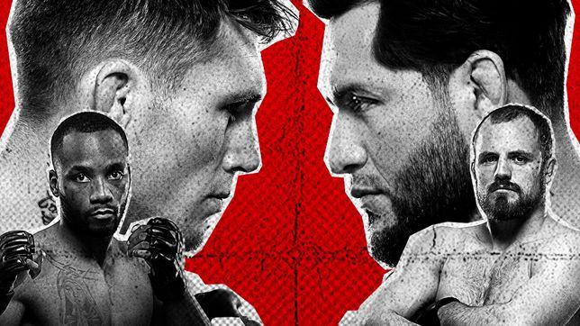 UFCファイトナイト・ロンドン:ティル vs. マスヴィダル