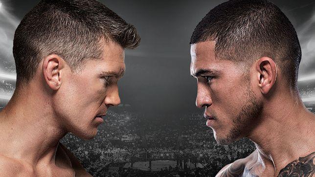 UFCファイトナイト・ナッシュビル:トンプソン vs. ペティス