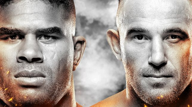 UFCファイトナイト・ロシア:オーフレイム vs. オレイニク