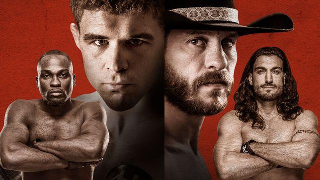 UFCファイトナイト・オタワ:アイアキンタ vs. セラーニ