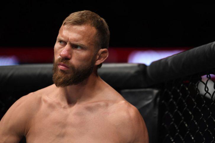 UFCファイトナイト・オタワ:アル・アイアキンタ vs. ドナルド・セラーニ【カナダ・オンタリオ州オタワ/2019年5月4日(Photo by Jeff Bottari/Zuffa LLC/Zuffa LLC via Getty Images)】