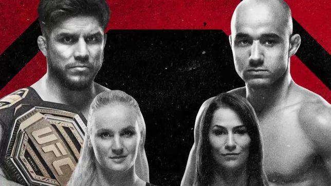 UFC 238:セフード vs. モラエス