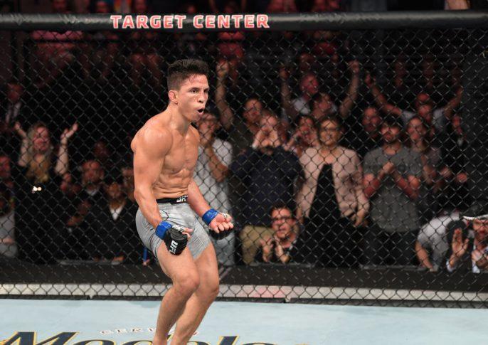 UFCファイトナイト・ミネアポリス:ジュシー・フォルミーガ vs. ジョセフ・ベナビデス【アメリカ・ミネソタ州ミネアポリス/2019年6月29日(Photo by Josh Hedges/Zuffa LLC/Zuffa LLC via Getty Images)】