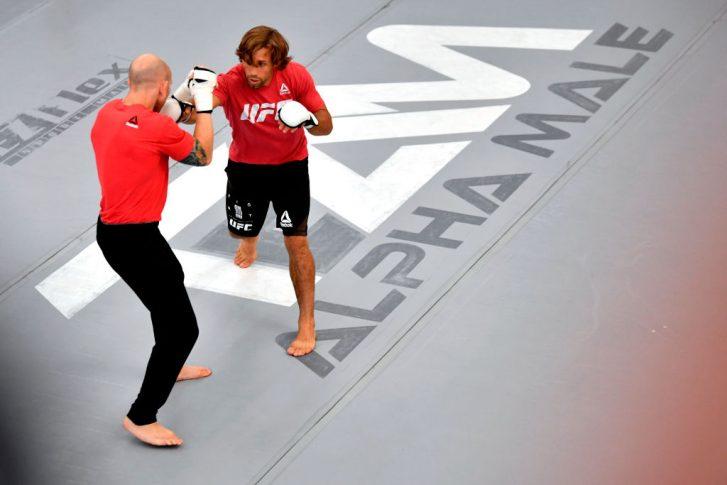 UFCファイトナイト・サクラメント:ユライア・フェイバー(2019年7月10日、アメリカ・カリフォルニア州サクラメント/Jeff Bottari/Zuffa LLC/Zuffa LLC via Getty Images)
