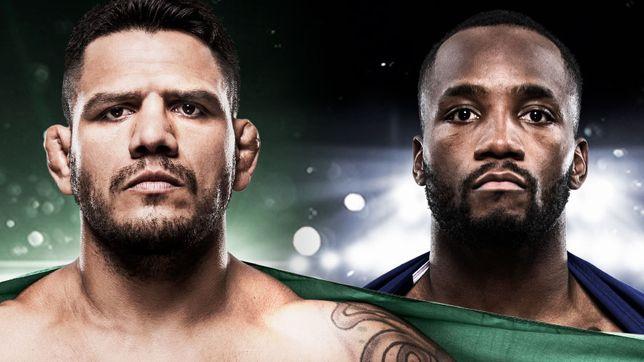 UFCファイトナイト・サンアントニオ:ドス・アンジョス vs. エドワーズ
