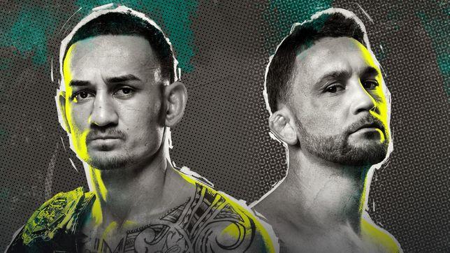UFC 240:ホロウェイ vs. エドガー
