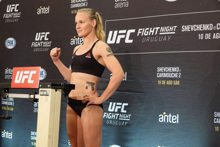 UFCファイトナイト・ウルグアイ:ワレンチナ・シェフチェンコ【UFC】