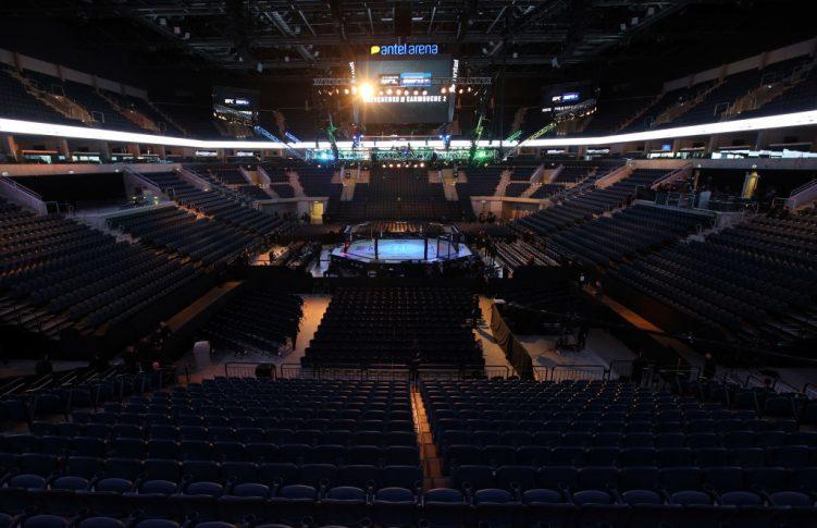 UFCファイトナイト・ウルグアイ:オクタゴン【ウルグアイ・モンテビデオ/2019年8月10日(Photo by Alexandre Schneider /Zuffa LLC/Zuffa LLC)】
