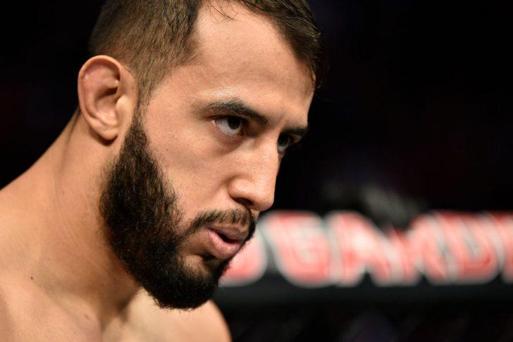 UFCファイトナイト・ボストン:ドミニク・レイエス vs. クリス・ワイドマン【アメリカ・マサチューセッツ州ボストン/2019年10月18日(Photo by Chris Unger/Zuffa LLC via Getty Images)】