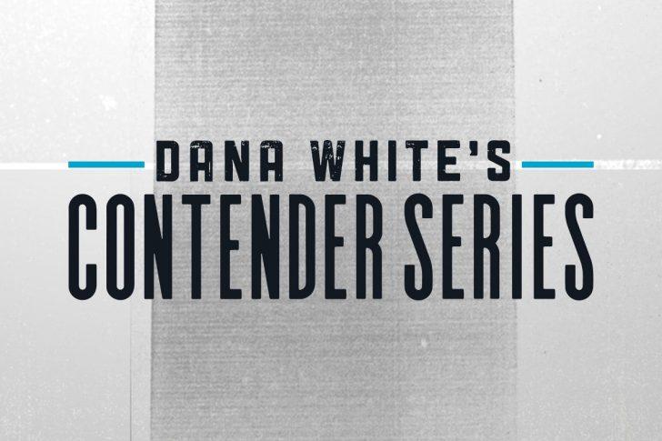 アジア版デイナ・ホワイトのコンテンダーシリーズ【UFC】