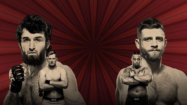 UFCファイトナイト・モスクワ/マゴメドシャリポフ vs. ケーター