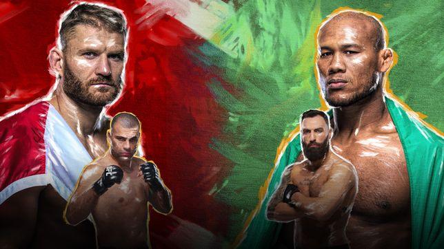 UFCファイトナイト・サンパウロ:ブラホビッチ vs. ソウザ
