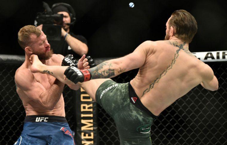 UFC 246:コナー・マクレガー vs. ドナルド・セラーニ【アメリカ・ネバダ州ラスベガス/2020年1月18日(Photo by Chris Unger/Zuffa LLC)】
