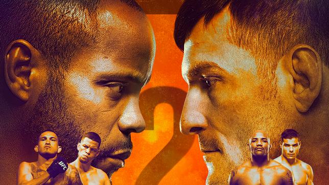 UFC 241:コーミエ vs. ミオシッチ2