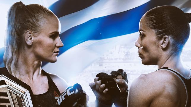 UFCファイトナイト・ウルグアイ:シェフチェンコ vs. カムーシュ