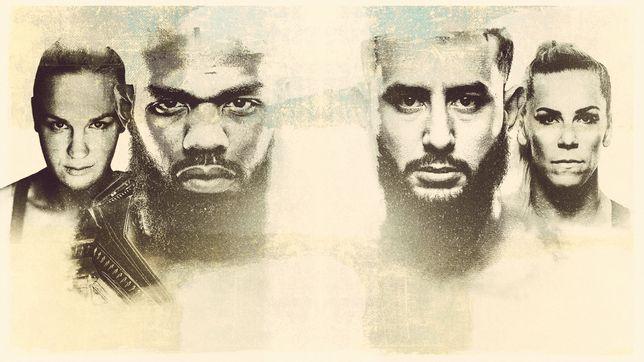 UFC 247:ジョーンズ vs. レイエス