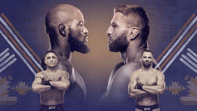UFCファイトナイト・ニューメキシコ:アンダーソン vs. ブラホビッチ