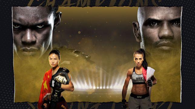 UFC 248:アデサニヤ vs. ロメロ