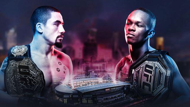 UFC 243:ウィテカー vs. アデサニヤ