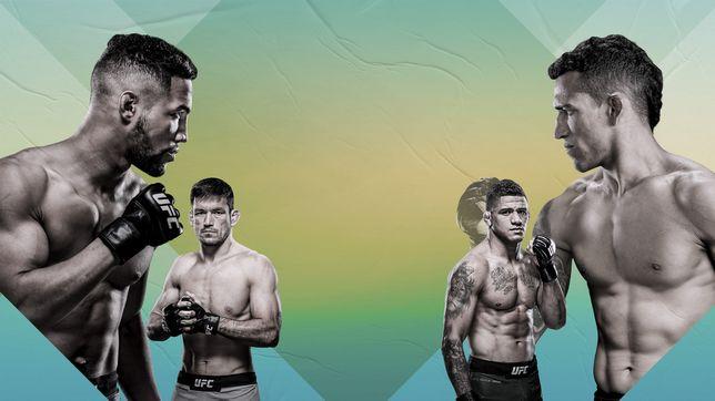 UFCファイトナイト・ブラジリア:リー vs. オリベイラ