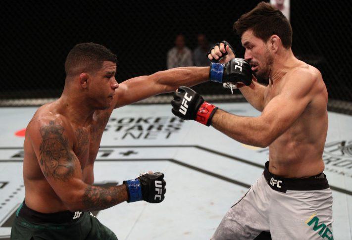 UFCファイトナイト・ブラジリア:デミアン・マイア vs. ギルバート・バーンズ【ブラジル・ブラジリア/2020年3月14日(Photo by Buda Mendes/Zuffa LLC)】