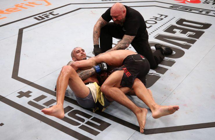 UFCファイトナイト・ブラジリア:ケビン・リー vs. チャールズ・オリベイラ【ブラジル・ブラジリア/2020年3月14日(Photo by Buda Mendes/Zuffa LLC)】
