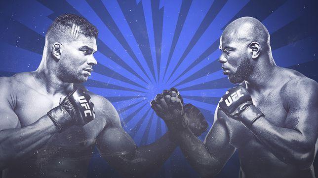UFCファイトナイト・ワシントン:オーフレイム vs. ホーゼンストライク