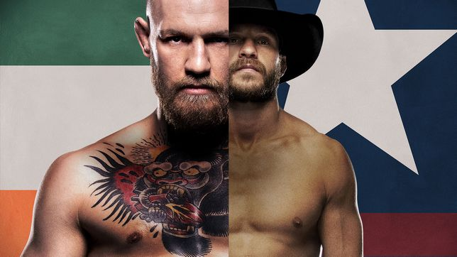 UFC 246:マクレガー vs. セラーニ
