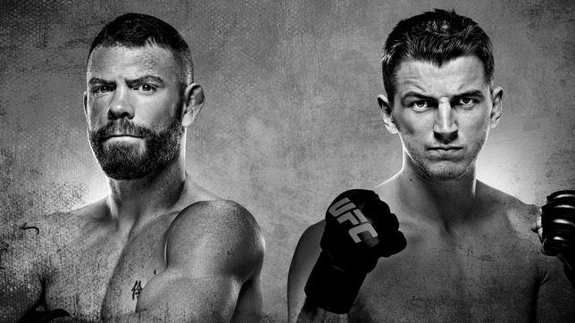 UFCファイトナイト・オークランド:フェルダー vs. フッカー