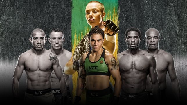 UFC 237:ナマユナス vs. アンドラージ