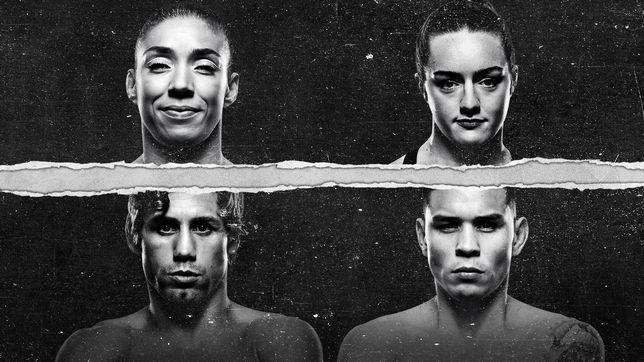 UFCファイトナイト・サクラメント:デ・ランダミー vs. ラッド