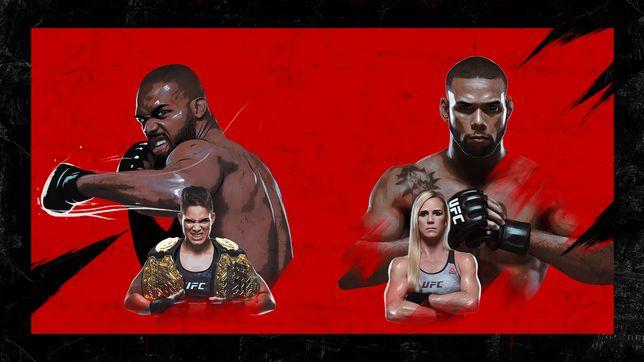 UFC 239:ジョーンズ vs. サントス