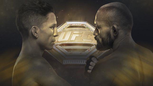 UFCファイトナイト・ノーフォーク:ベナビデス vs. フィゲイレード