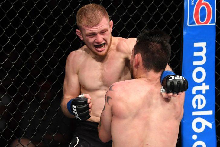UFCファイトナイト・フィラデルフィア:レイ・ボーグ vs. ケイシー・ケニー【アメリカ・ペンシルバニア州フィラデルフィア/2019年3月30日(Photo by Josh Hedges/Zuffa LLC/Zuffa LLC via Getty Images)】