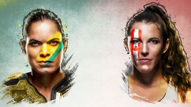 UFC 250:TBD vs. TBD