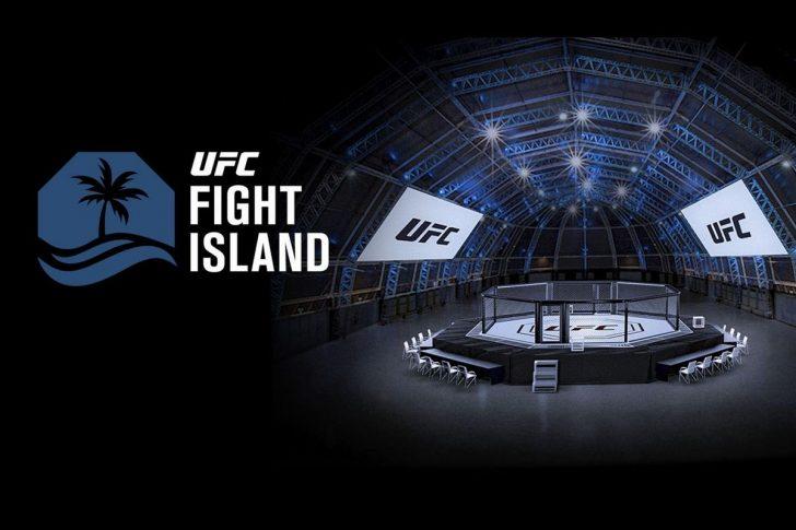 UFCファイトアイランド【UFC】